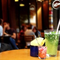 Photo taken at Urbe Café Bar by urbe café bar on 4/9/2013