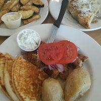 Photo taken at Mama Maria's Greek Cusine by Amanda on 5/19/2014