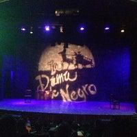 Photo taken at Teatro Julio Prieto by Jorge F. on 4/7/2013