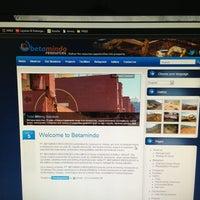 Photo taken at Betamindo Resources by Markus B. on 7/11/2013