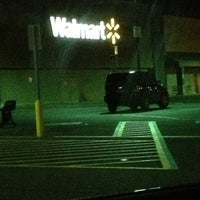 Photo taken at Walmart Supercenter by Nicholas James O. on 3/14/2013