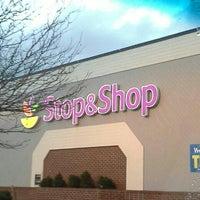Photo taken at Stop & Shop by Nicholas James O. on 4/29/2013
