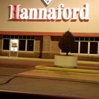 Photo taken at Hannaford Supermarket by Nicholas James O. on 9/25/2013