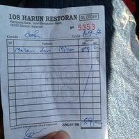 Photo taken at Restoran 108 by Mohd Khusairie Z. on 9/1/2013