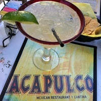 Photo taken at Acapulco Mexican Restaurant by John D. on 7/5/2013