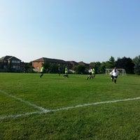 Photo taken at Postridge Park & Playground by Oswaldo F. on 8/9/2014