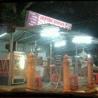 Photo taken at Santak Burger by kong@hairi on 11/17/2012