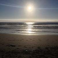 Photo taken at Pacific Ocean by Stanislaw Y. on 9/16/2013