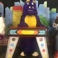 Photo taken at Chuck E. Cheese's by Kris E. on 4/26/2018