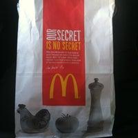 Photo taken at McDonald's by Matt S. on 11/4/2012