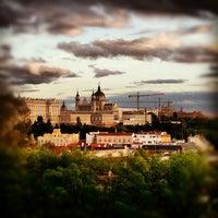 Photo taken at Royal Palace of Madrid by Lukas K. on 10/11/2012