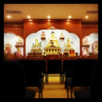 Photo taken at Kadampa Meditation Center Texas by Lukas K. on 3/16/2013