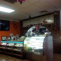 Photo taken at Mezza Cafe by Lukas K. on 2/10/2013