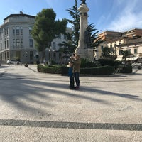Photo taken at Piazza Rossetti by Yves V. on 10/31/2017