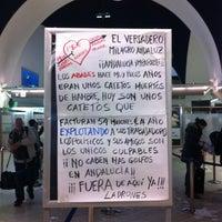 Photo taken at Abades Air Sevilla by Jose Manuel G. on 3/31/2013