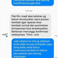 Photo taken at Internet patah hati by riri I. on 1/13/2017