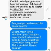 Photo taken at Internet patah hati by riri I. on 1/6/2017