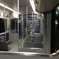 Photo taken at NJT - West Side Avenue Light Rail Station by Gabrielle G. on 1/5/2013