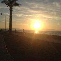 5/15/2013 tarihinde Merve B.ziyaretçi tarafından Güzelbahçe Sahili'de çekilen fotoğraf