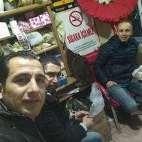 Photo taken at İskender Çiçekçilik by Yaşar E. on 1/22/2017