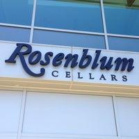 Photo taken at Rosenblum Cellars by Michael E. on 7/4/2014