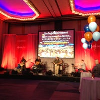 Photo taken at New York Hilton Grand Ballroom by Ron on 2/5/2015