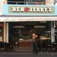 Photo taken at Ben & Jerry's by Margosha_mimi on 10/18/2012