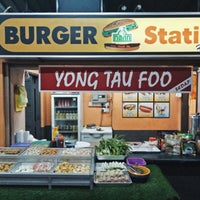 Photo taken at Burger Station by Izzati A. on 7/29/2016