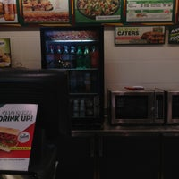 Photo taken at Subway by Taylor F. on 4/23/2013