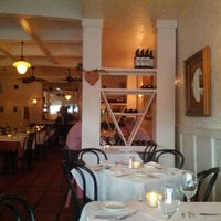 Photo taken at La Trattoria by Eric T. on 10/7/2012