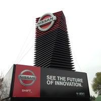 Photo taken at Nissan NEXT Tour : Stoneridge Shopping Center by James L. on 1/6/2013