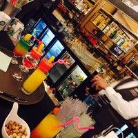 Photo taken at La Boheme Bar by Mahsa L. on 3/26/2017