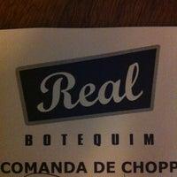 Foto tirada no(a) Real Botequim por José F. em 1/11/2013