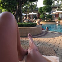 Photo taken at Thai Garden Resort by Margot L. on 3/11/2017