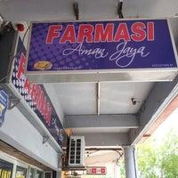 Photo taken at farmasi aman jaya by shah shahe on 10/3/2012