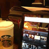 Photo taken at Starbucks by Dalila R. on 1/28/2013