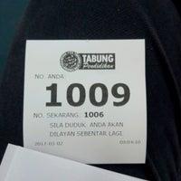 Photo taken at Pejabat PTPTN Negeri Selangor by Farhan H. on 3/2/2017