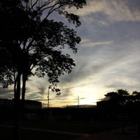 Photo taken at Cachorródromo Parque Da Juventude by NesS A. on 1/26/2017