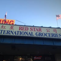 Photo taken at Red Star International Groceries by Lori D. on 12/9/2013