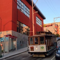 Photo taken at San Francisco Cable Car Museum by Lisa on 5/3/2013