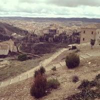 Photo taken at Mirador del castillo by dadelmo on 3/2/2014