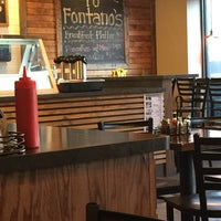 Photo taken at Fontano's Subs by Steve S. on 4/4/2015