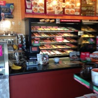 Photo taken at Dunkin' Donuts by Steve S. on 11/16/2012