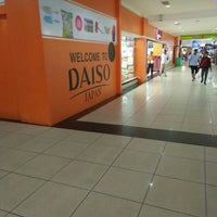Photo taken at Daiso by Farizam A. on 4/18/2016