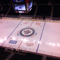 Photo taken at MTS Centre by Toronto Maple Leafs on 2/8/2013