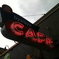 2/17/2013 tarihinde John L.ziyaretçi tarafından Byways Cafe'de çekilen fotoğraf