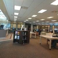Photo taken at Birmingham Public Library - North Birmingham by Brandon B. on 10/17/2012