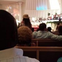 Photo taken at Christian Chapel Temple Of Faith by Roberta G. on 8/11/2013