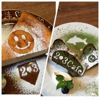 Photo taken at 2-3 Cafe&Dining by Kei K. on 7/19/2015