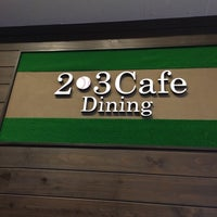 Photo taken at 2-3 Cafe&Dining by Kei K. on 11/15/2015